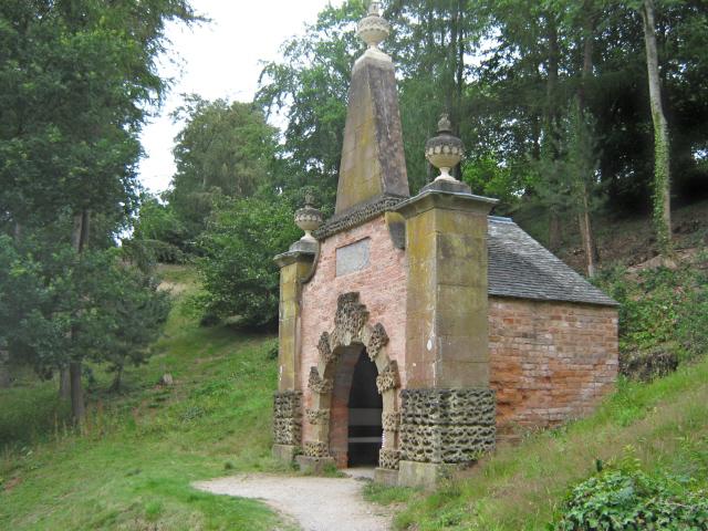 The Mausoleum, Hestercombe