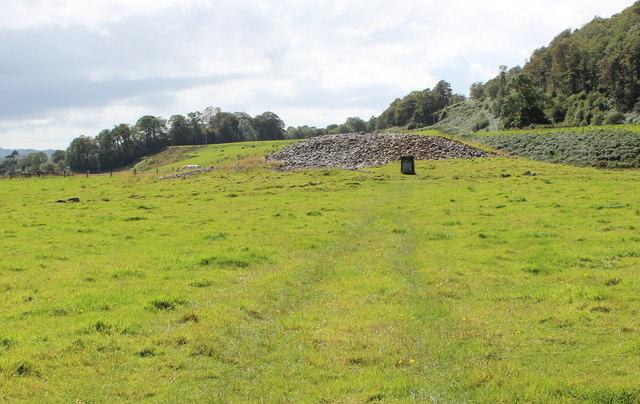 Glebe Cairn, Kilmartin
