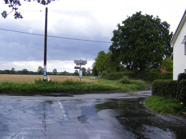Dog Corner Crossroads
