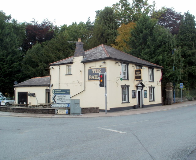 The Bailey, Abergavenny