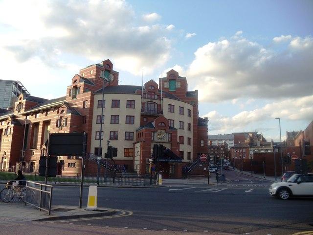 Leeds Magistrates Court Building