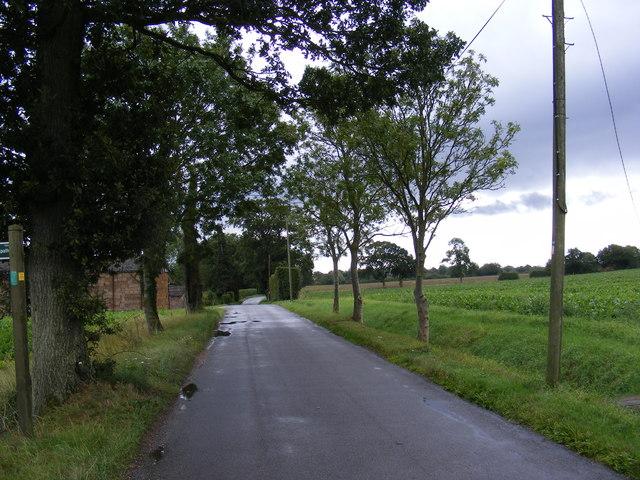 New Road, Worlingworth