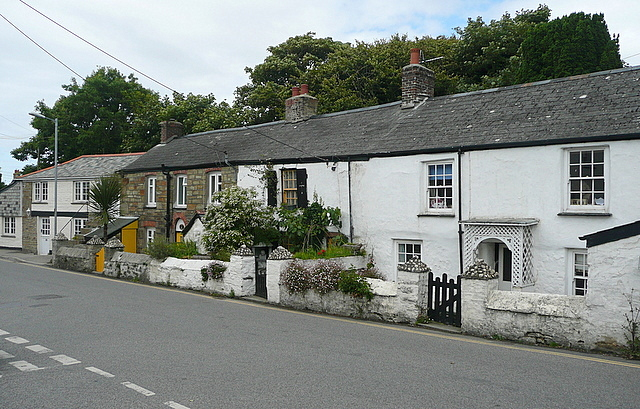 Cottages in St Agnes
