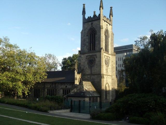 St John's Church, Leeds