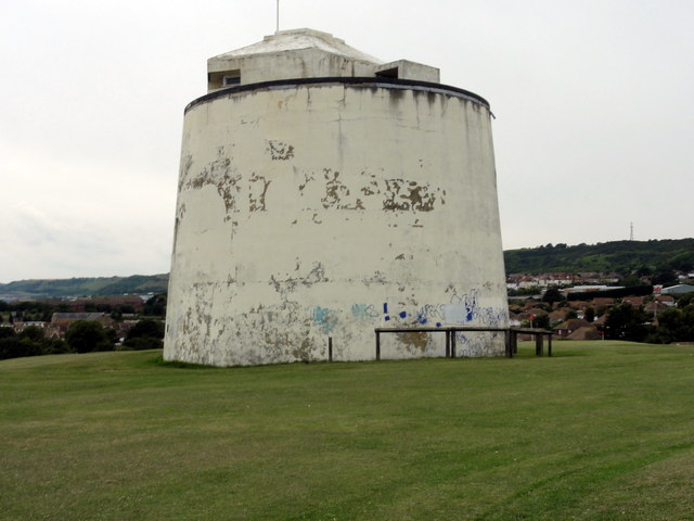 Folkestone, Martello Tower No. 3