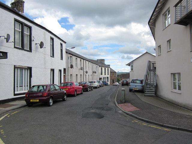 St Cuthbert's Street