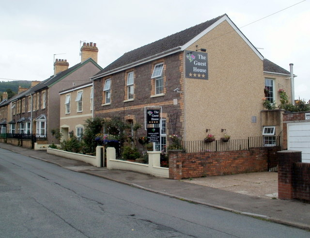 The Guest House, Abergavenny