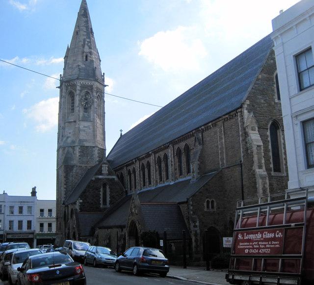 Christ Church, St Leonards