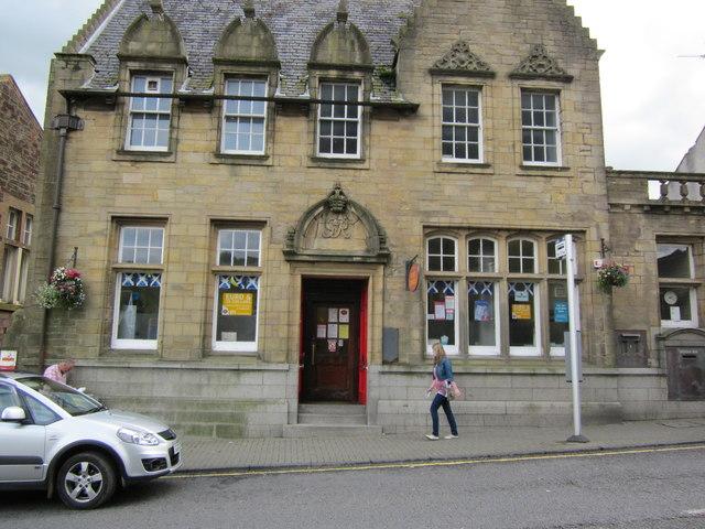 Maybole Post Office