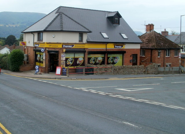 The Old General Store, Abergavenny