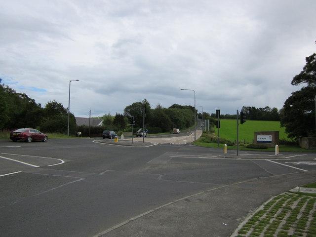 A 713 Dalmellington Road