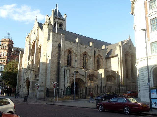 The Catholic Cathedral of St Anne, Leeds