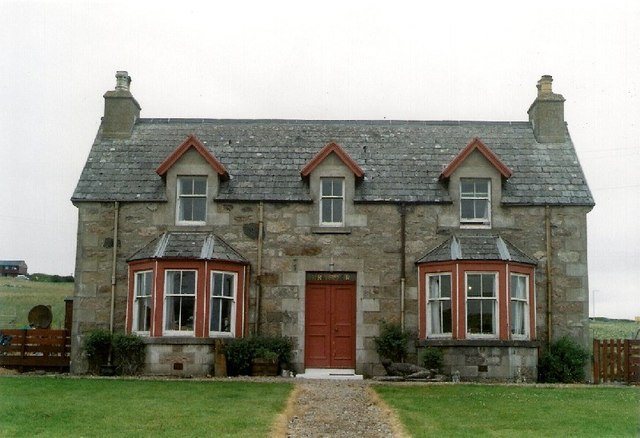 Old House in Durness