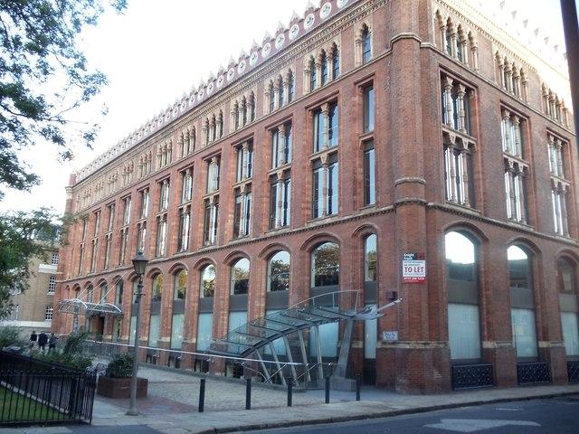 St Paul's House, Park Square, Leeds