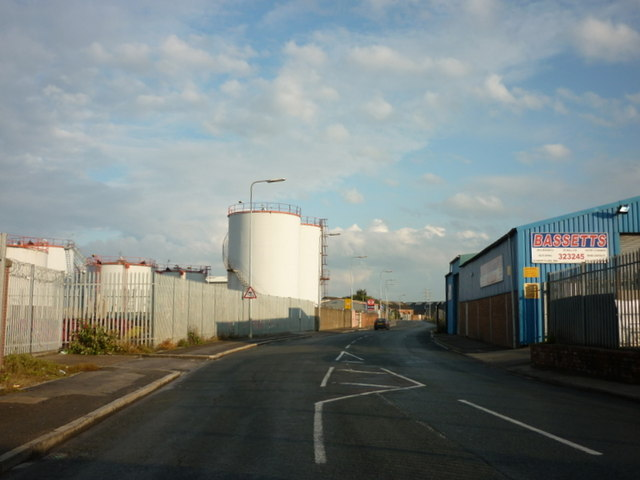 Wincolmlee (road) Kingston upon Hull