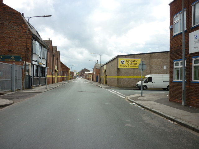 Cumberland Street, Kingston upon Hull