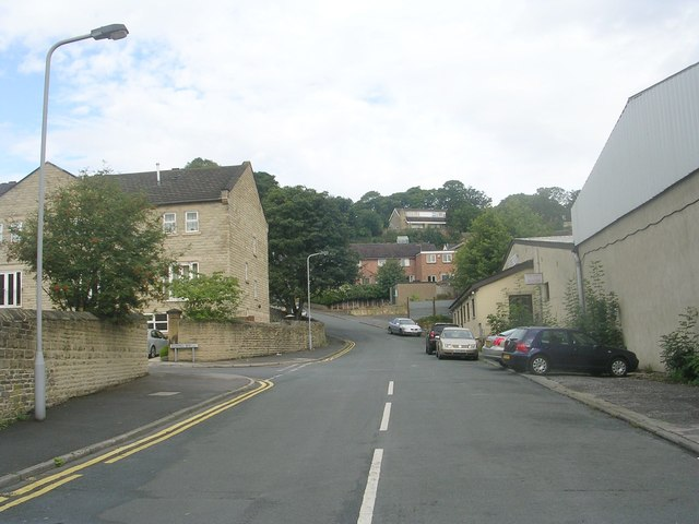 Centenary Road - Otley Road