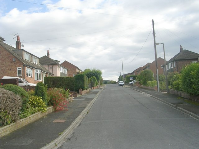 St James Road - Dorchester Crescent