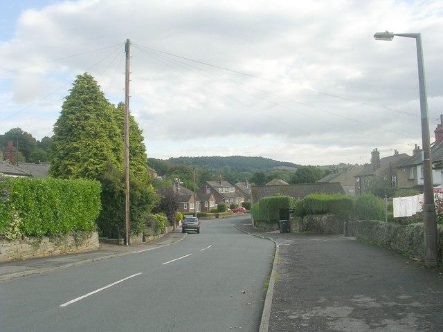 Roundwood Avenue - Roundwood Road