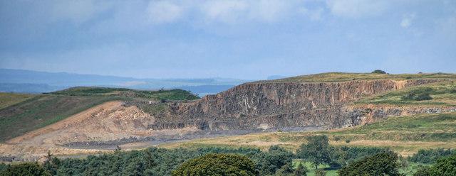 Barrasford Quarry