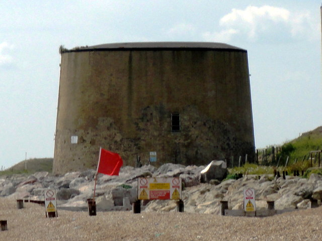 Hythe, Martello Tower No. 14