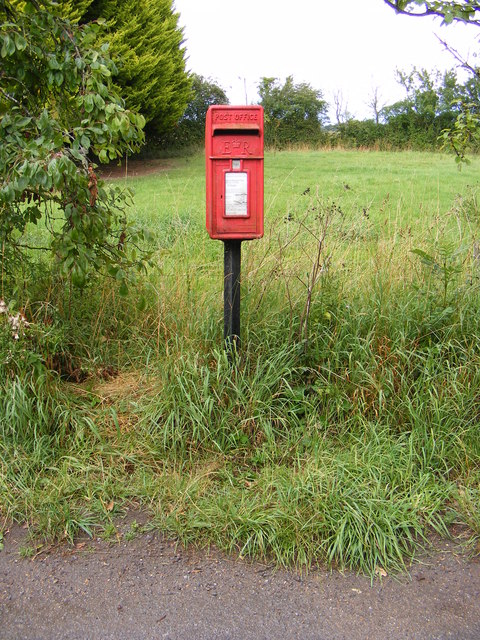 Stanway Farm Postbox
