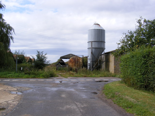 Wilby Green Road, Stanway Green