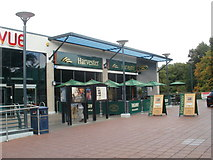 ST2995 : New Harvester restaurant, Cwmbran by Jaggery