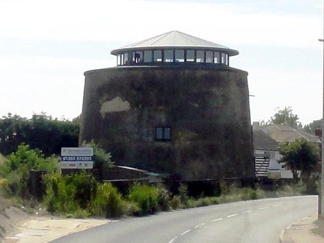 Dymchurch, Martello Tower No. 23