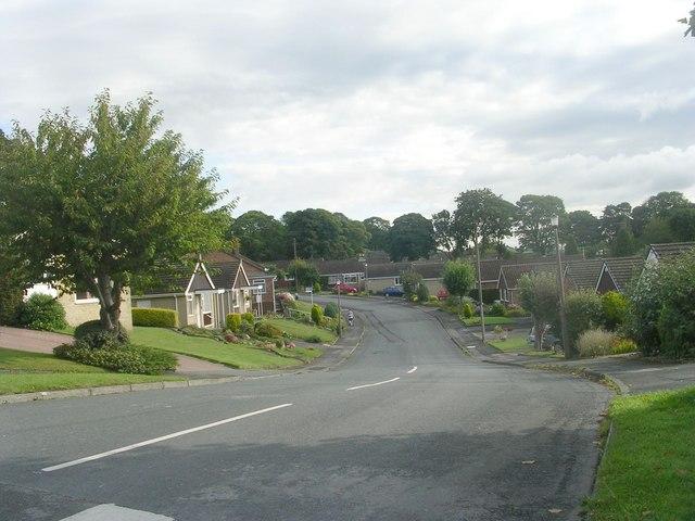Hollin Head - Langley Lane