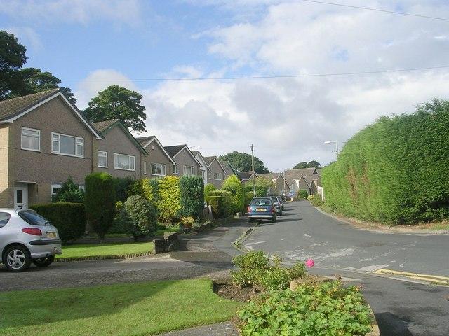 Wensleydale Rise - Langley Lane