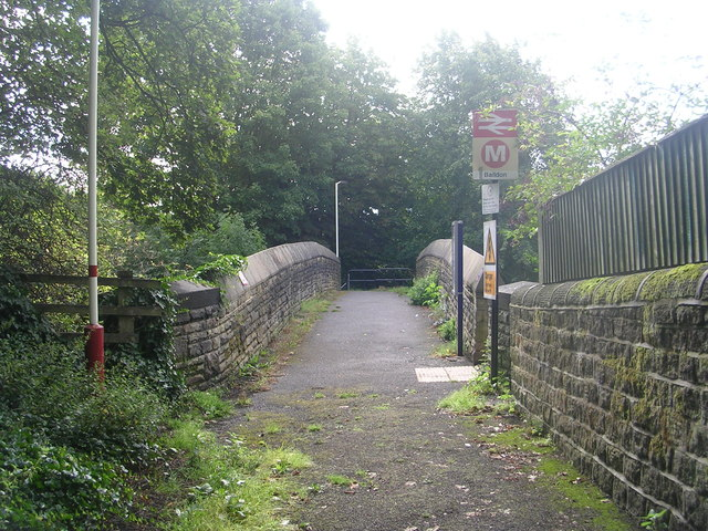 Bridge GUE2/8 - off Roundwood Road