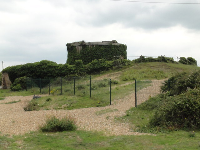 Rye Harbour, Martello Tower No. 28