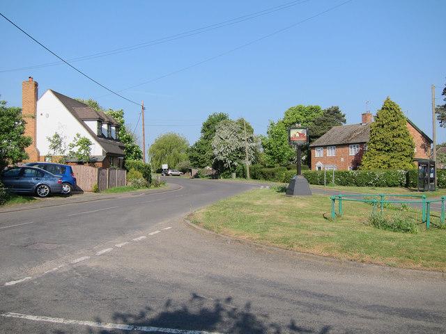 Linton Road, Horseheath