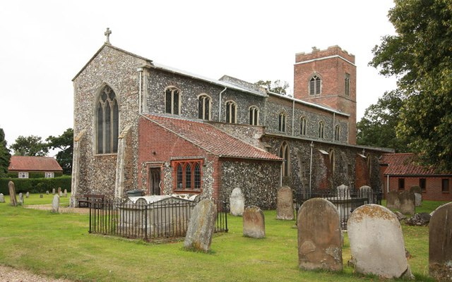St Mary & St Margaret, Sprowston, Norwich