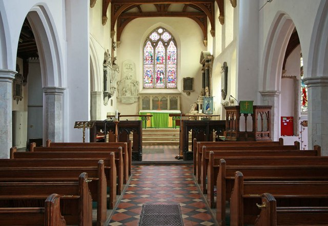 St Mary & St Margaret, Sprowston, Norwich - East end