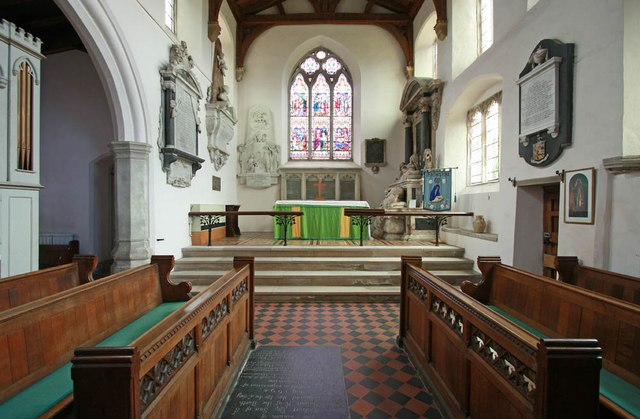 St Mary & St Margaret, Sprowston, Norwich - Chancel