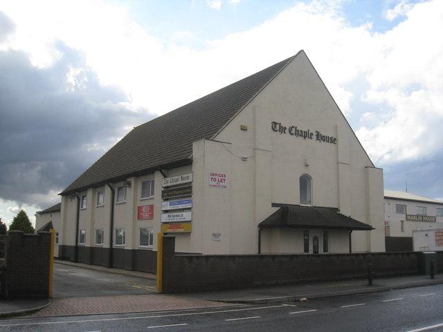 The Chaple House
