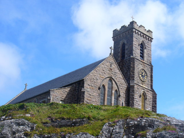 Castlebay Church