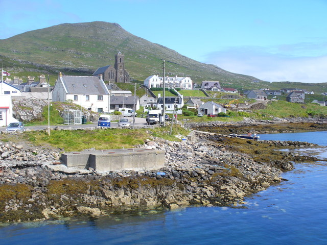 Castlebay from the Pier
