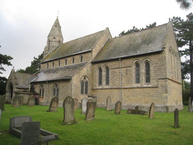 St. Margaret's church, Habrough