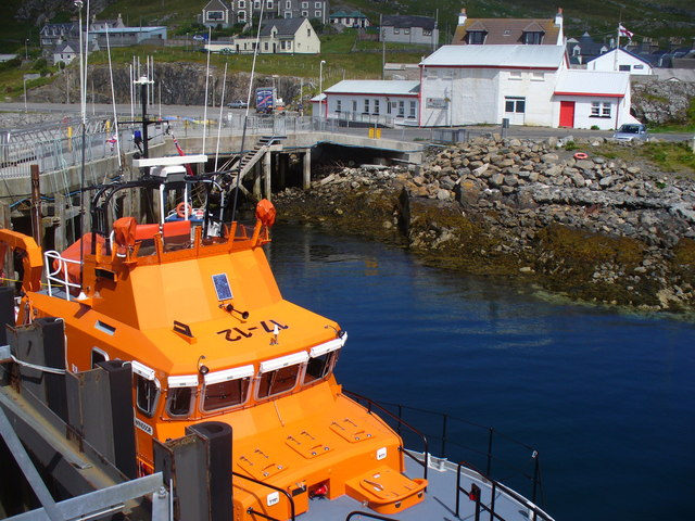 Lifeboat Station, Castlebay