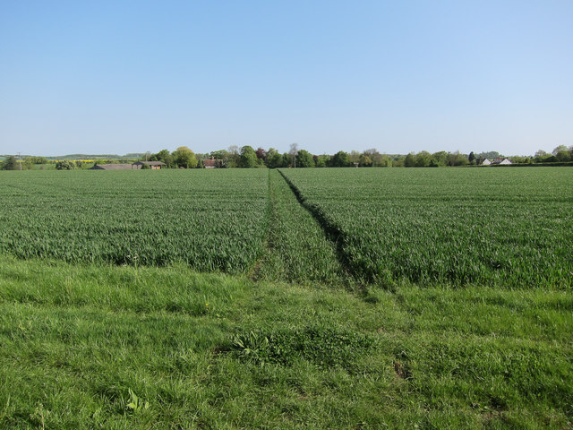 Footpath to Streetly End