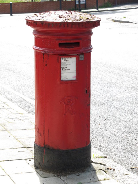 Victorian postbox, Walm Lane / Exeter Road, NW2