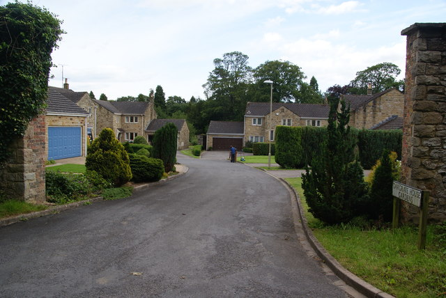 Gargrave House Gardens