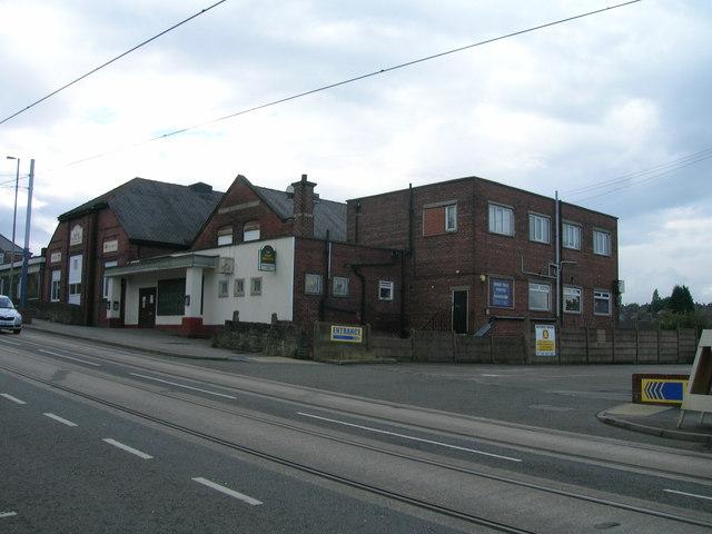 Manor Social Club, Sheffield