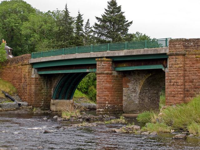 Brown's Bridge on the Avon Water