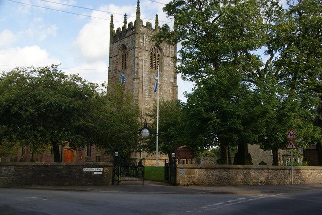 St Andrew's Church, Gargrave