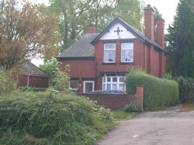 House on Richmond Road, Sheffield