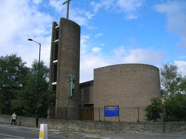 Church of St Catherine of Siena, Sheffield